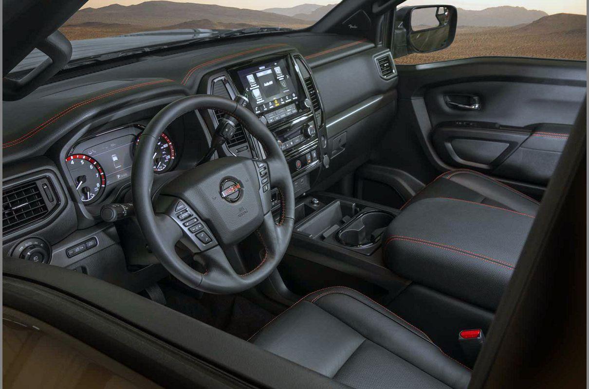 2023 Nissan Titan 5.0 Trucks New King Forum