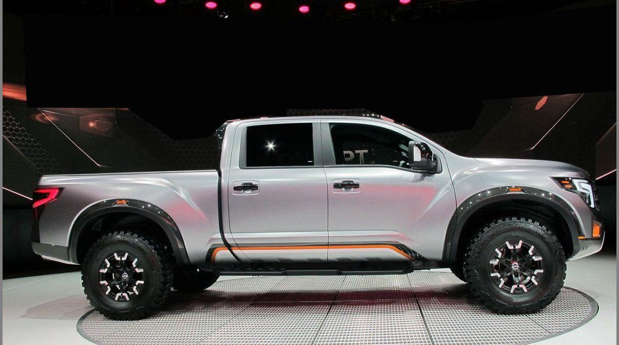 2023 Nissan Titan Engine Model Cost Changes Price