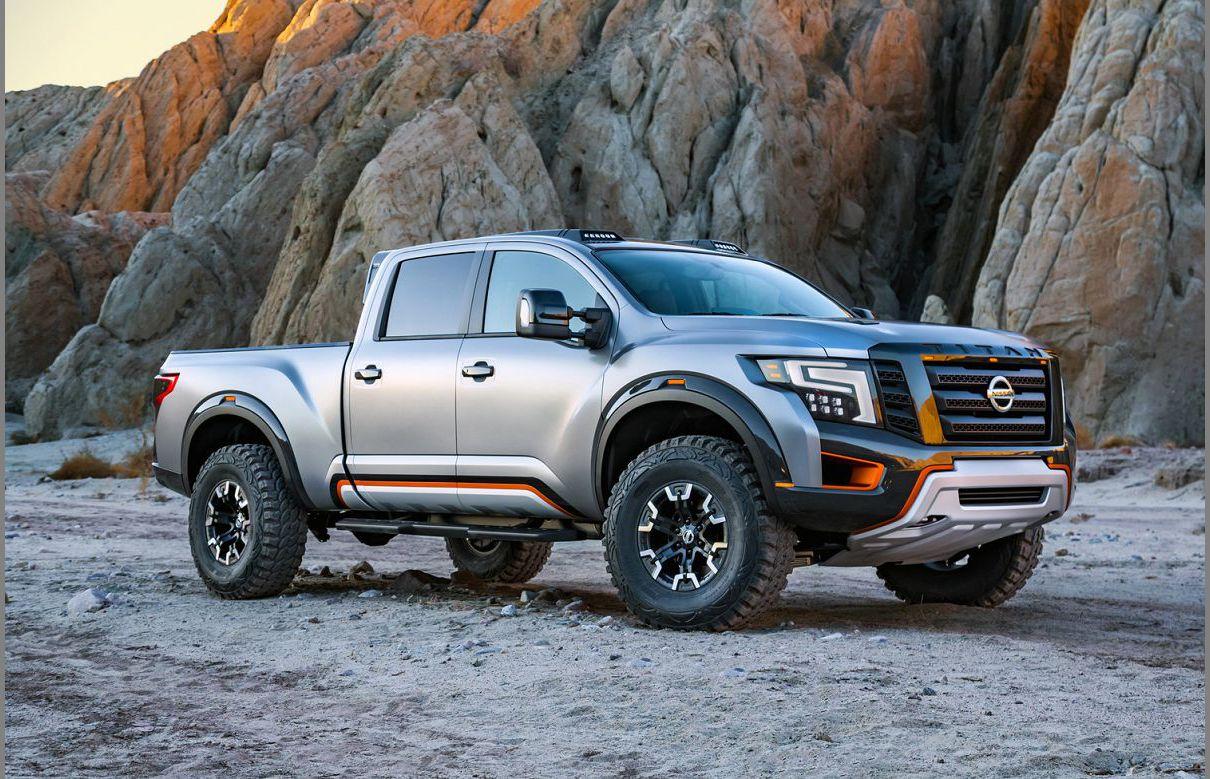 2023 Nissan Titan Truck Pro 4x Cummins Used