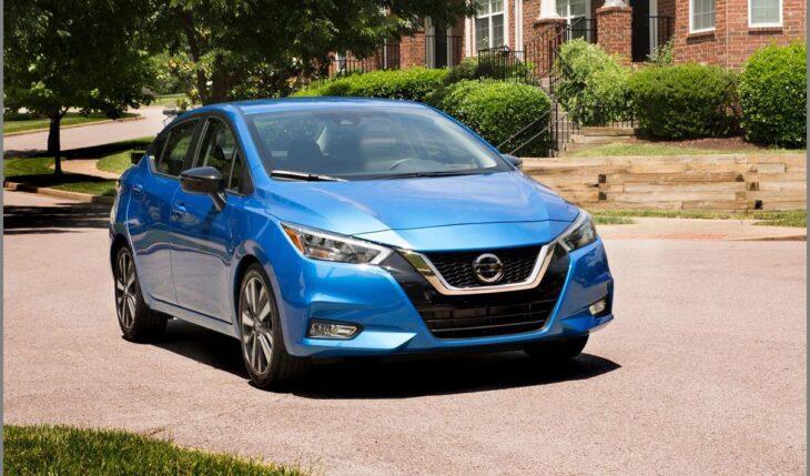 2023 Nissan Versa 2020 Note 2019 2021 Hatchback