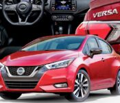 2023 Nissan Versa Replacement Accessories Recharge