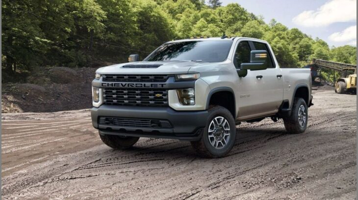 2023 Chevy Silverado Ss System A Ssr Is The Clone