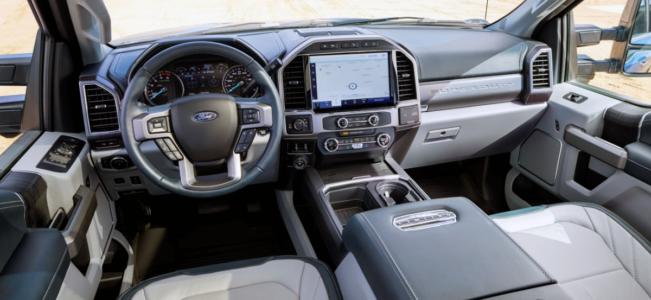 2023 Ford Super Chief Camioneta Duty De La 2016