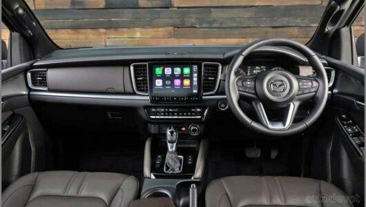 2023 Mazda Bt 50 Cabin B50 Pickup 2012 2006