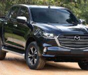 2023 Mazda Bt 50 Exterior Review Lease Interior Specs